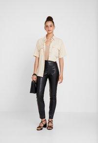More & More - TROUSER - Leggings - Trousers - black - 1