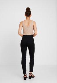 More & More - TROUSER - Leggings - Trousers - black - 2