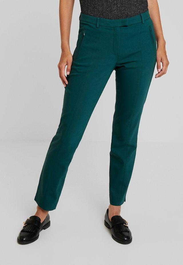 TROUSER - Stoffhose - emerald green