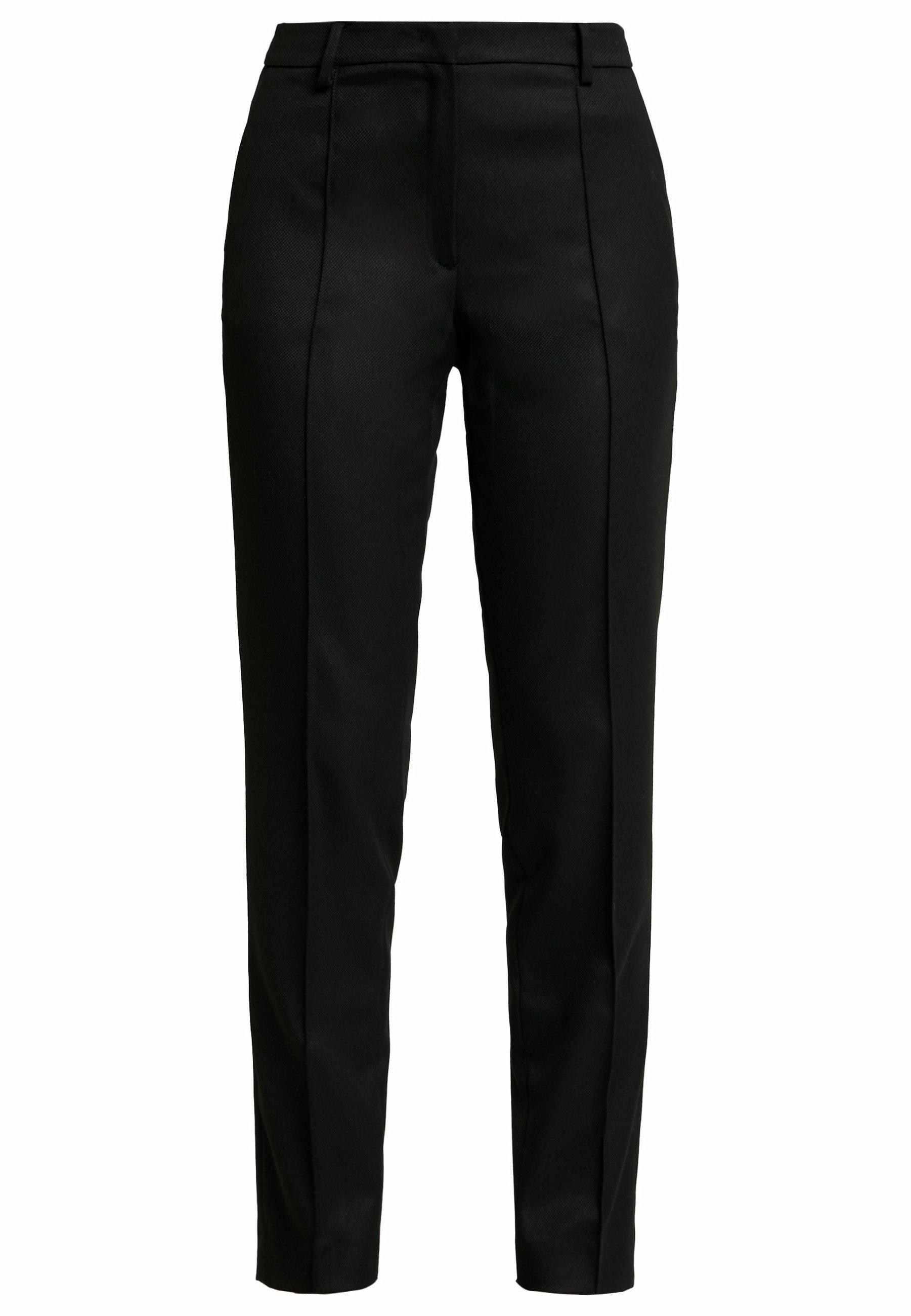 More & Trouser - Tygbyxor Black