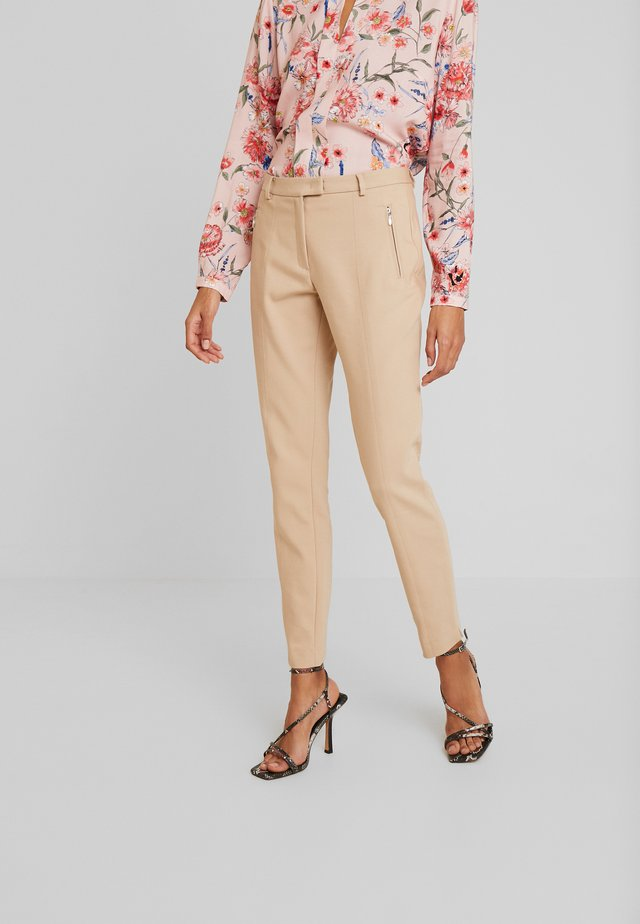 TROUSER - Trousers - new sand