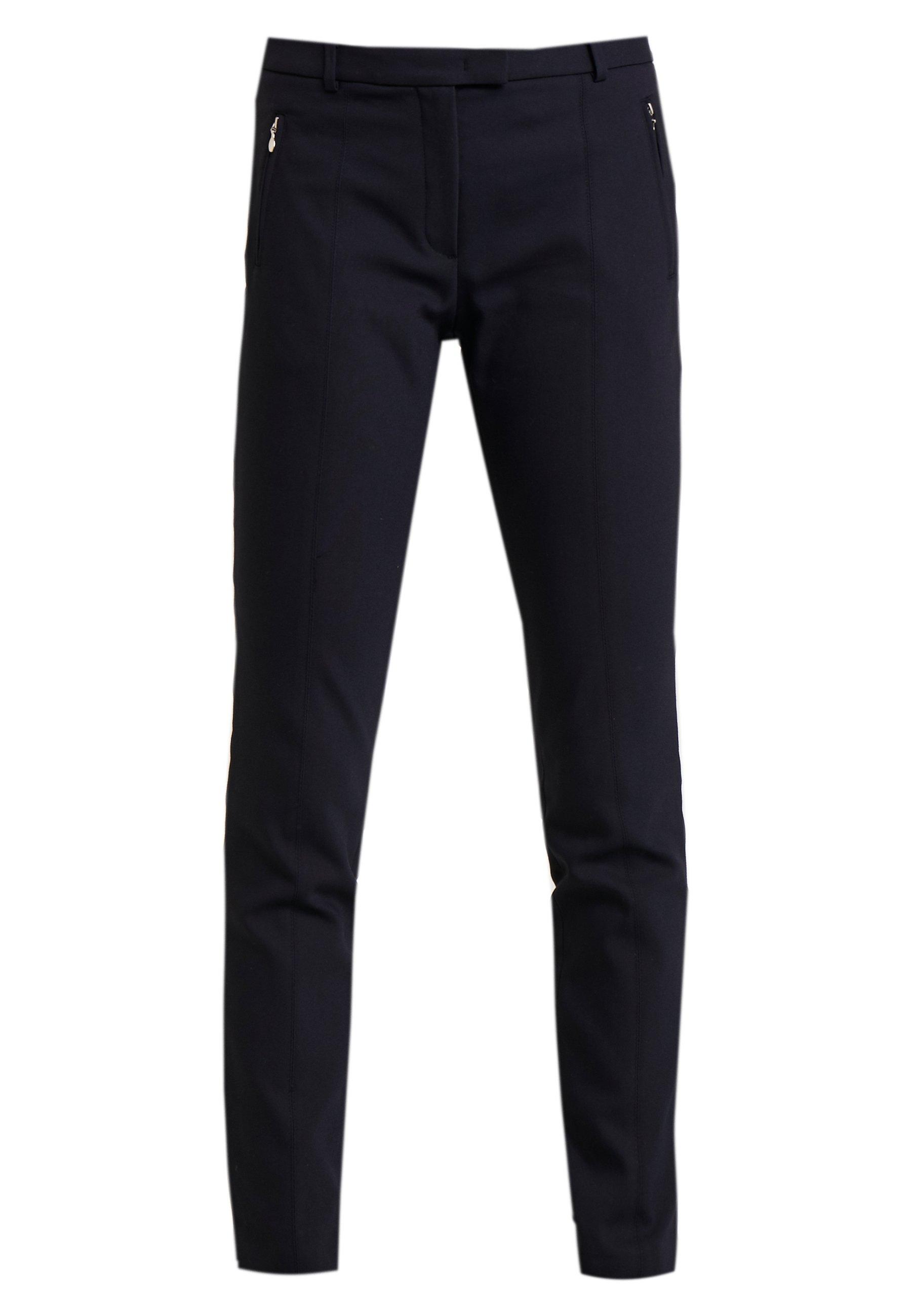 More & Trouser - Pantalon Classique Marine