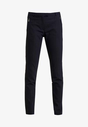 TROUSER - Trousers - marine