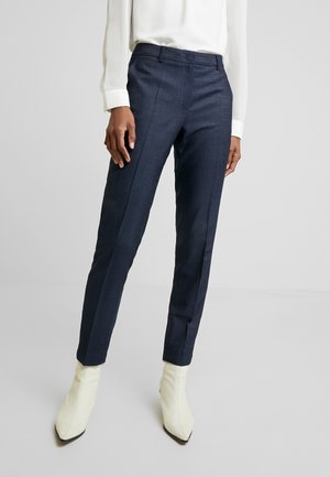 TROUSER - Pantaloni - dark blue