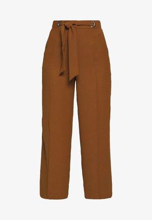 TROUSER - Trousers - nougat