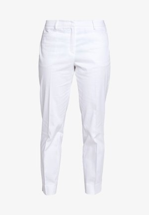 TROUSER - Trousers - white