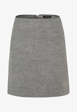A-line skirt - heather grey