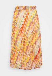 More & More - SKIRT MIDI - A-line skirt - rose peach multicolor - 0