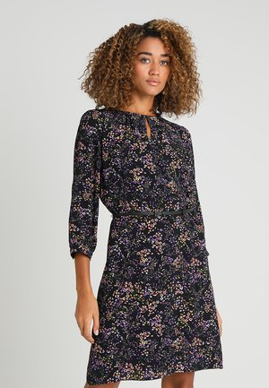 Robe d'été - black multi
