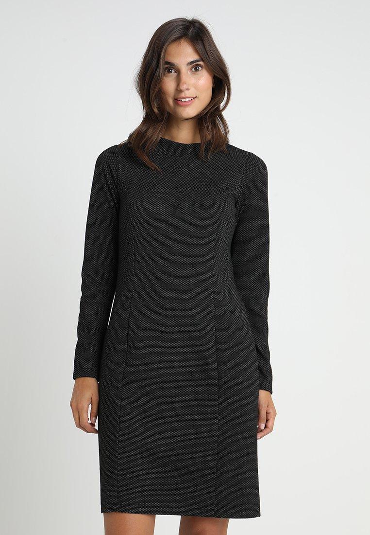 More & More - Vestido de tubo - black