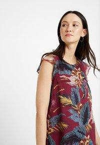 More & More - DRESS SHORT - Robe d'été - sweet raspberry - 5