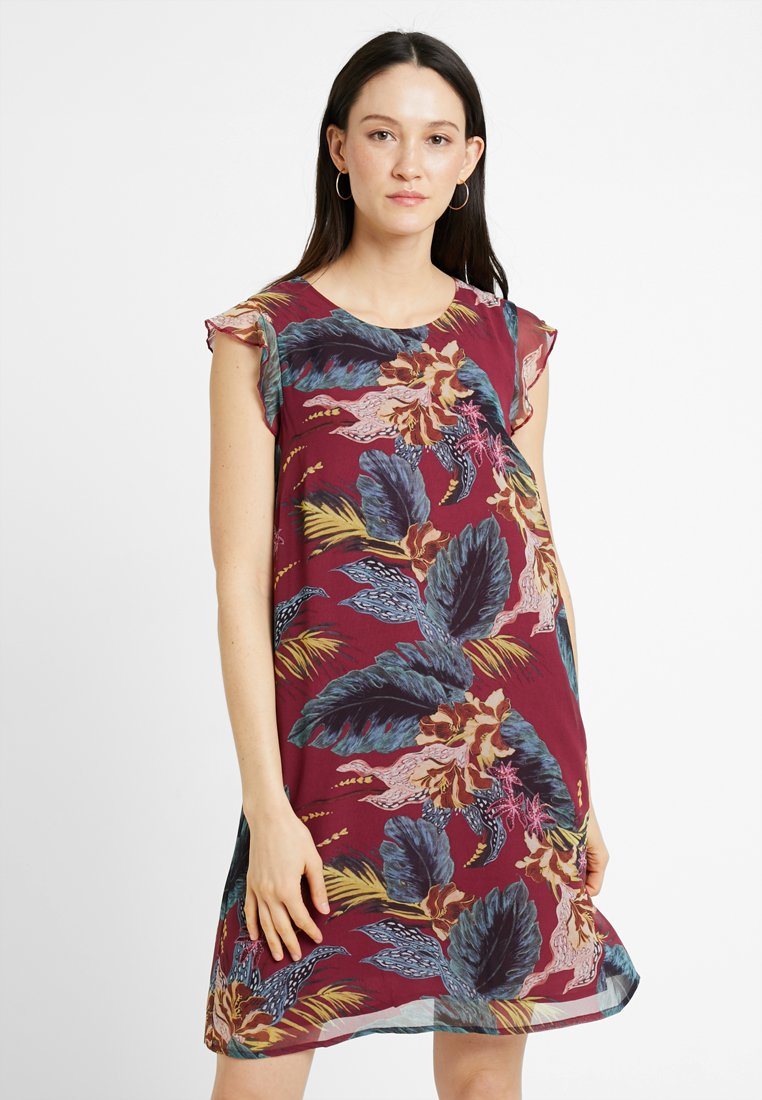 More & More - DRESS SHORT - Robe d'été - sweet raspberry
