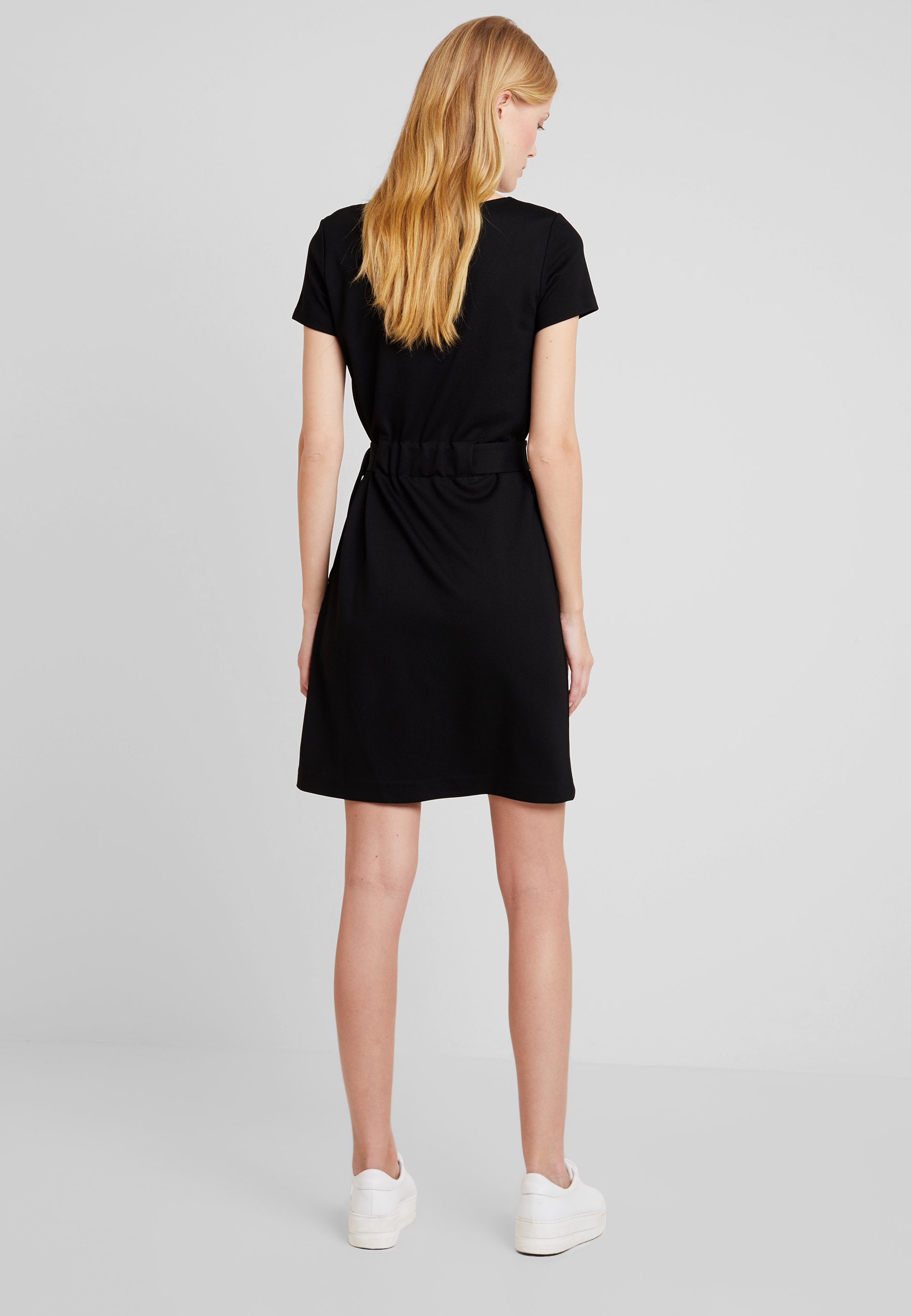 InterlockRobe Black Jersey Dress Moreamp; En CQxBerWdoE