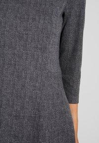 More & More - DRESS SHORT - Jerseykjole - black/multicolor - 6