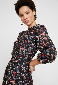 More & More - DRESS - Kjole - chilli/peach/multicolor - 6