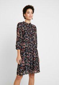More & More - DRESS - Kjole - chilli/peach/multicolor - 0