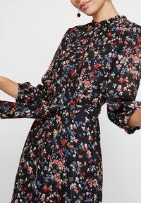 More & More - DRESS - Kjole - chilli/peach/multicolor - 4