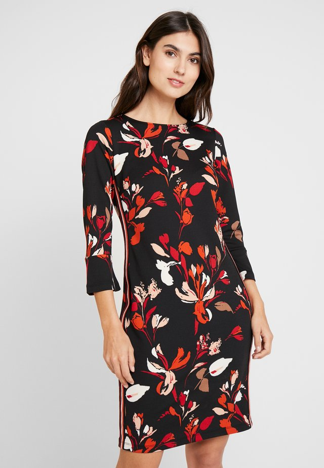 DRESS INTERLOCK - Hverdagskjoler - black multi