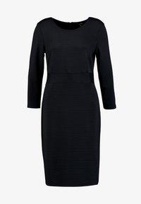 More & More - DRESS - Etuikjole - black - 5