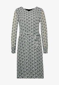 More & More - DRESS SHORT - Kjole - dark leaf - 3