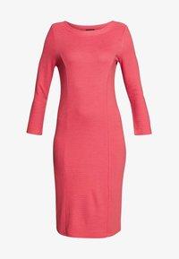 More & More - DRESS - Strikket kjole - soft raspberry - 4