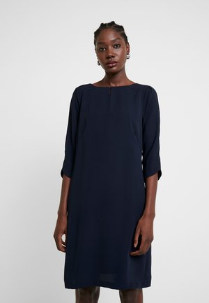 DRESS SHORT - Robe d'été - marine