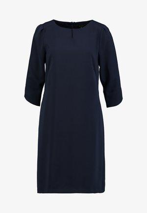 DRESS SHORT - Korte jurk - marine