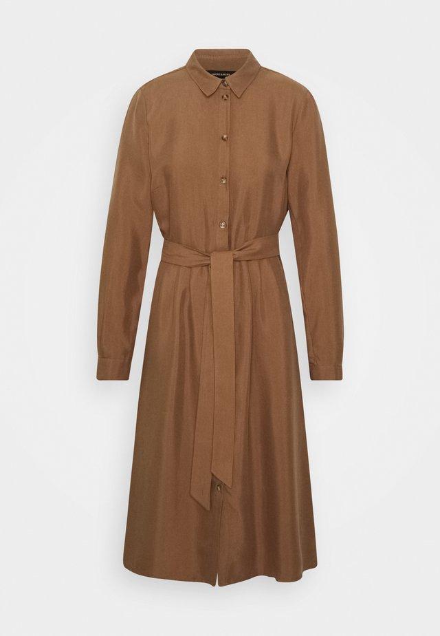 DRESS SHORT - Sukienka letnia - noisette