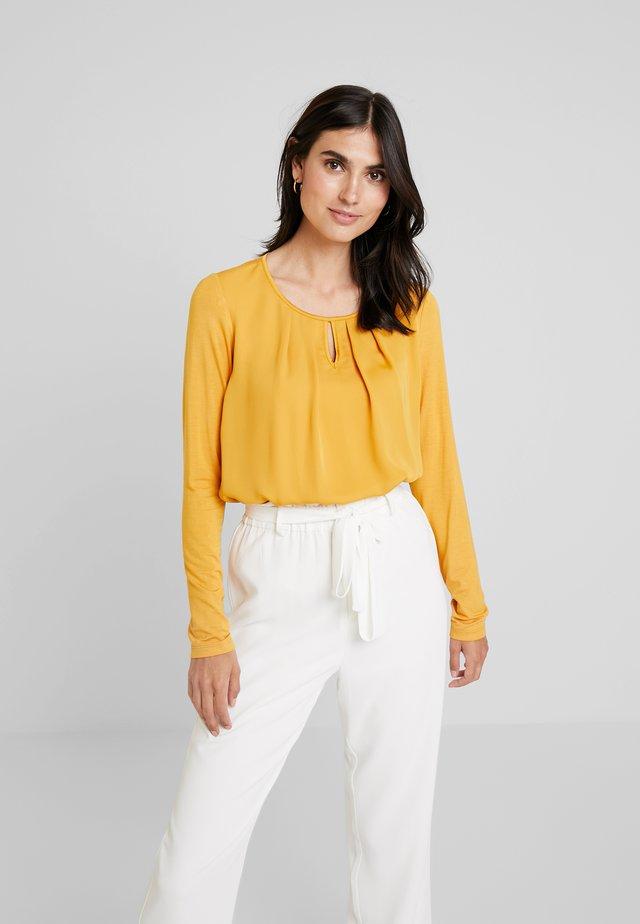 1/1 ARM - Bluse - autumn yellow