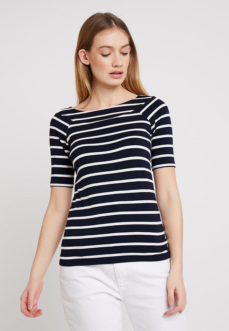 More & More - T-Shirt print - marine