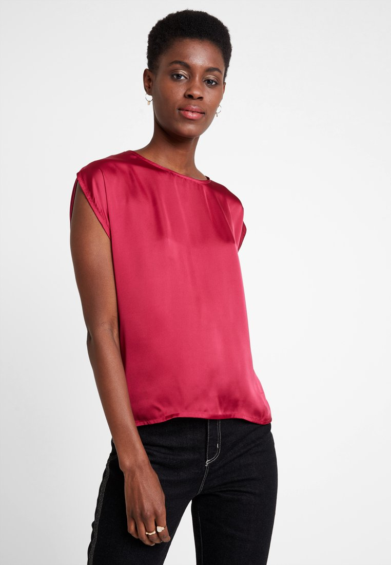 More & More - Bluse - sweet raspberry