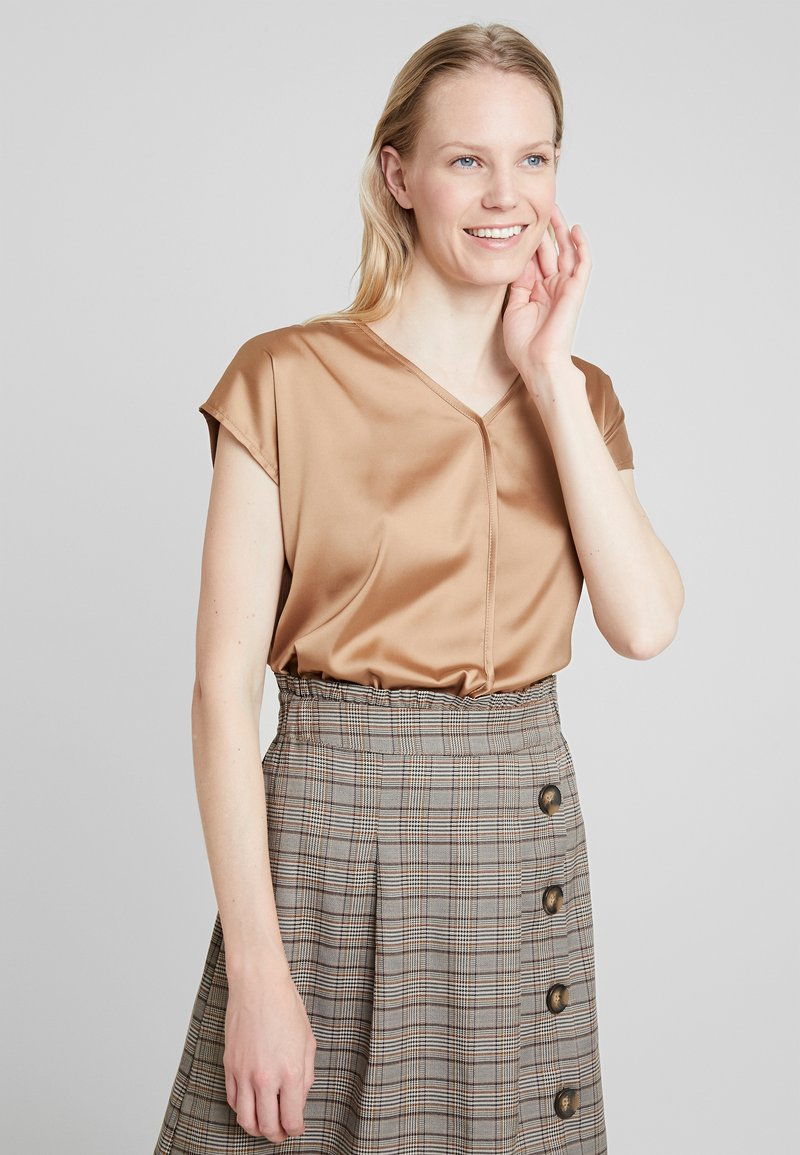 More & More - Blouse - caramel