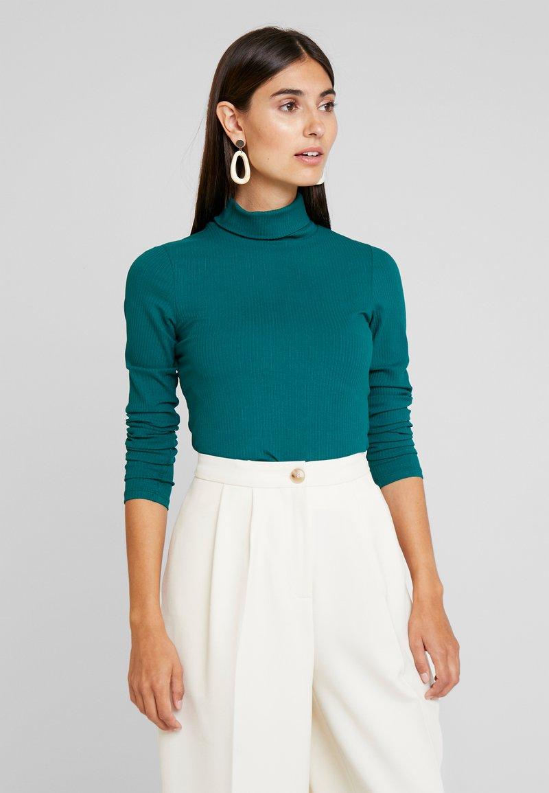 More & More - Svetr - emerald green
