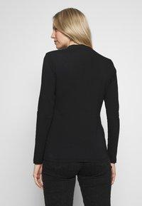 More & More - T-shirt à manches longues - black - 2