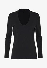 More & More - T-shirt à manches longues - black - 4