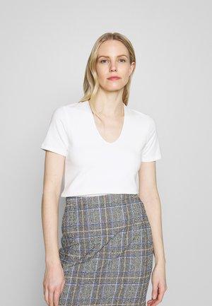 SLEEVE - Basic T-shirt - off-white