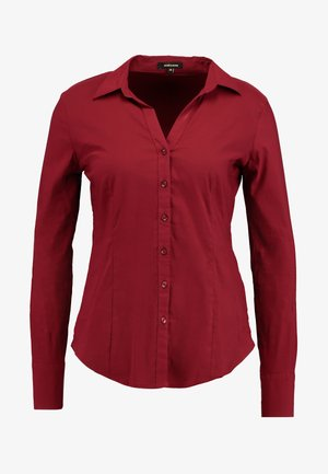 Overhemdblouse - wine red