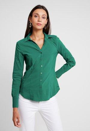 Skjorta - emerald green