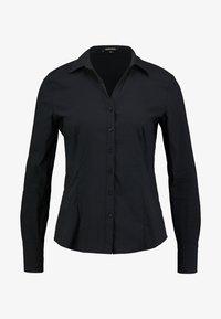 More & More - Overhemdblouse - black - 4