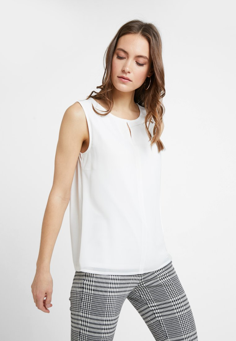 More & More - TOP - Bluse - off white