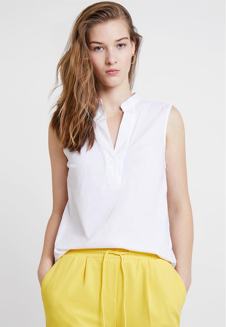 More & More - Bluzka - white
