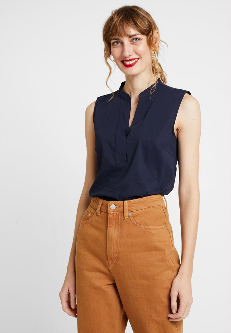 More & More - Blouse - marine