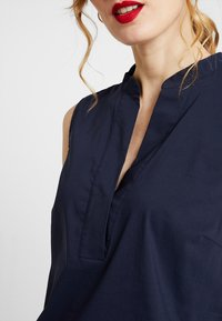 More & More - Blouse - marine - 4
