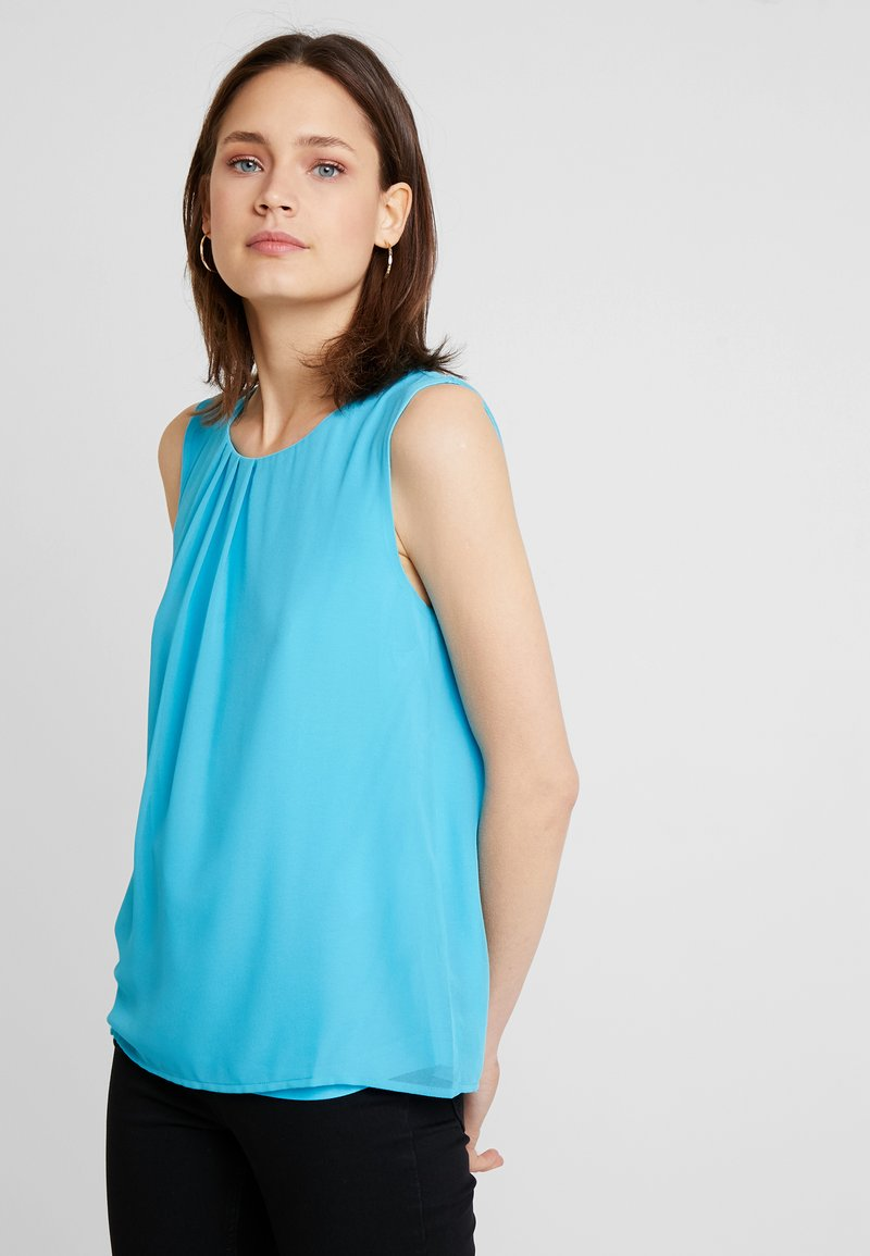 More & More - BLOUSE - Blouse - lagoon turquise