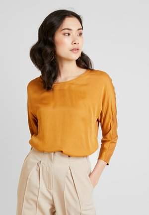 1/2 SLEEVE - Blouse - amber gold