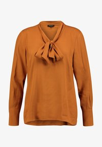 More & More - Blouse - amber gold - 4