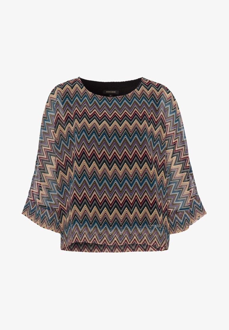 More & More - Bluse - multi-coloured