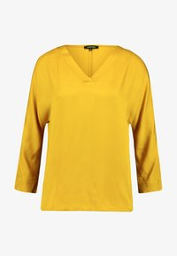 More & More - SLEEVE - Blusa - autumn yellow - 3