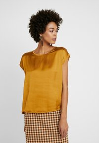 More & More - Blouse - golden glam - 0