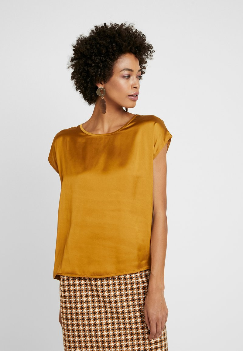 More & More - Blouse - golden glam
